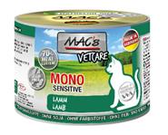 Macs Cat Mono Sensitive Lamm 200g
