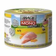 Macs Cat Mono Sensitive Pute 200g