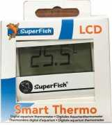 SF LCD Smart Thermometer Digitalthermometer weiß