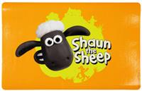 Napfunterlage 44x28cm Shaun the Sheep - orange