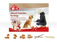 Adventkalender für Hund 8in1 - 140g