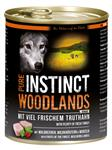 PURE Instinct 800g Junior Truthahn - Woodlands