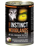 PURE Instinct 400g Junior Truthahn - Woodlands