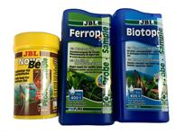 JBL-Probe-Set NovoBel 100ml, Ferropol 100ml, Biotopol 100ml