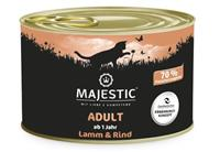 Rind & Lamm - Adult - 200g - Dose - Majestic