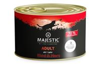 Rind & Herz - Adult - 200g - Dose - Majestic