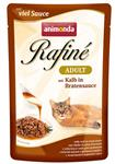 Rafine - Kalb in Bratensauce - Adult - 100g - Beutel