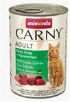 Carny - Rind, Pute + Kaninchen - Adult - 400g - Dose