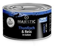 Thunfisch & Reis in Gelee - Adult - 100g - Majestic