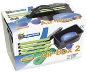 Air Box 2, Luftpumpe mit Box, 240L/h 4W