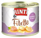 RINTI Filetto - Huhnfilet mit Schinken in Sauce - 210g