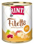 RINTI Filetto - Huhnfilet mit Herz in Jelly - 800g