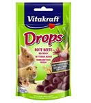 Drops Rote Beete für alle Nager - lactosefrei 75g