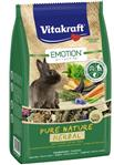 Emotion Pure Nature Herbal - Zwergkaninchen - 600g -NO GRAIN