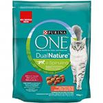 Purina One - DualNature - Adult - Rind - 750g