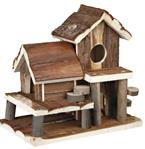 "Natural living Hamster- haus""Birte"",25x24x16cm"
