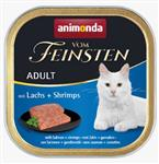Vom Feinsten - Adult - Lachs + Shrimps - 100g