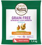 GRAIN FREE - Sterile - Adult - frisches Huhn - 1,4 kg