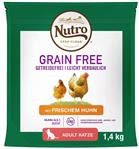 GRAIN FREE - Adult - frisches Huhn - 1,4 kg