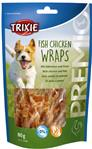 Premio Fish Chicken Wrapes - 80g