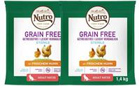 GRAIN FREE - Sterile - Adult - frisches Huhn - 2x1,4 kg