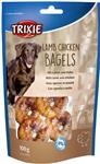 Premio Lamb Chicken Bagels - 100g