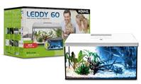 Aquael Aquariumset Leddy Day&Night RE - 60cm weiß