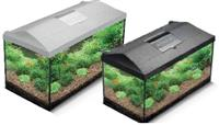 Aquael Aquariumset LEDDY 75 - 105L - Day&Night - schwarz