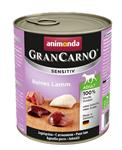 Animonda GranCarno - Adult - Sensitiv - reines Lamm - 800g