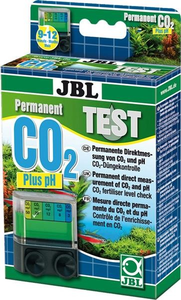 JBL CO2/pH-Permanent Test-Set