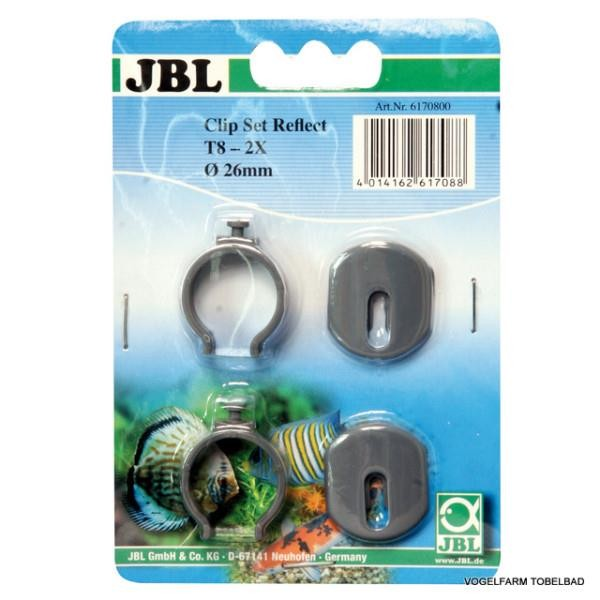 JBL Clip Set  T8 26mm Solar Reflect 2Stk.