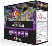 Red Sea Marine Care Multi Test Kit NH3/NH4, NO3, NO2, pH, KH
