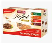 Animonda Rafine Adult Multipack - Herzhafte Vielfalt 12x100g