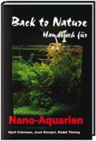 Back to Nature Handbuch f. Nano Aquarien