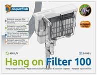 Hang on Filter 100 bis 100L, 450L/h, 6W