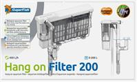 Hang on Filter 200 - bis 200L, 450L/h, 6W