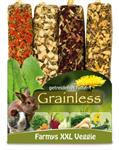 Farmys XXL Veggie 4-er Pack - grainless - 450g