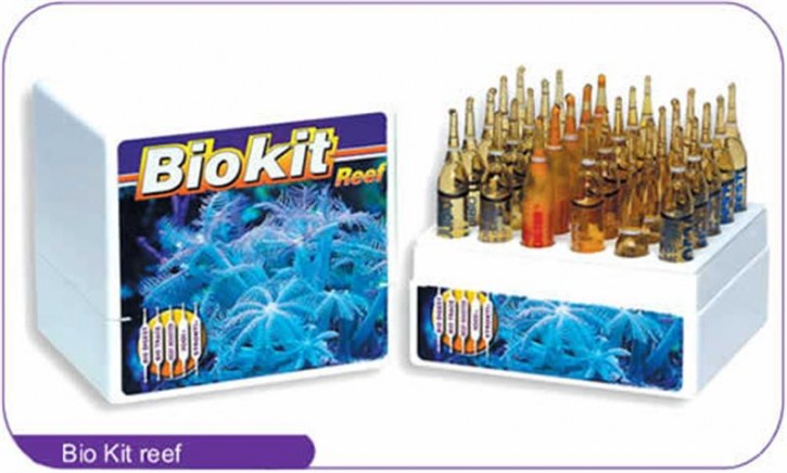 Bio Kit Reef 30 Ampullen