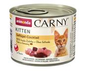 Animonda Carny Kitten Geflügel Cocktail 200g Ds