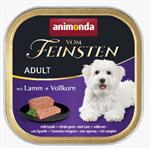 Animonda - Vom Feinsten Menu - Lamm + Vollkorn - 150g
