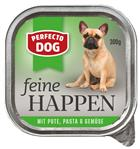 Perfecto Dog Feine Happen Pute, Pasta & Gemüse - 300g
